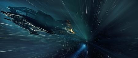Aurora LN - Quantum Travel