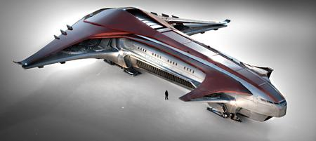 Crusader Industries Starliner