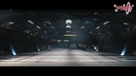Javelin hangar