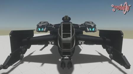 Cutlass - front
