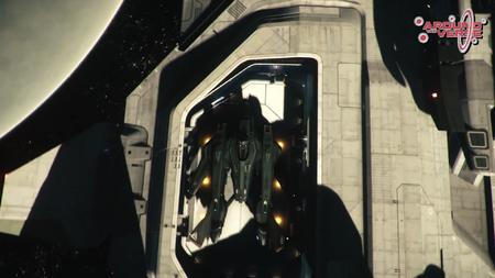 Vanguard na pokładzie startowym Javelina