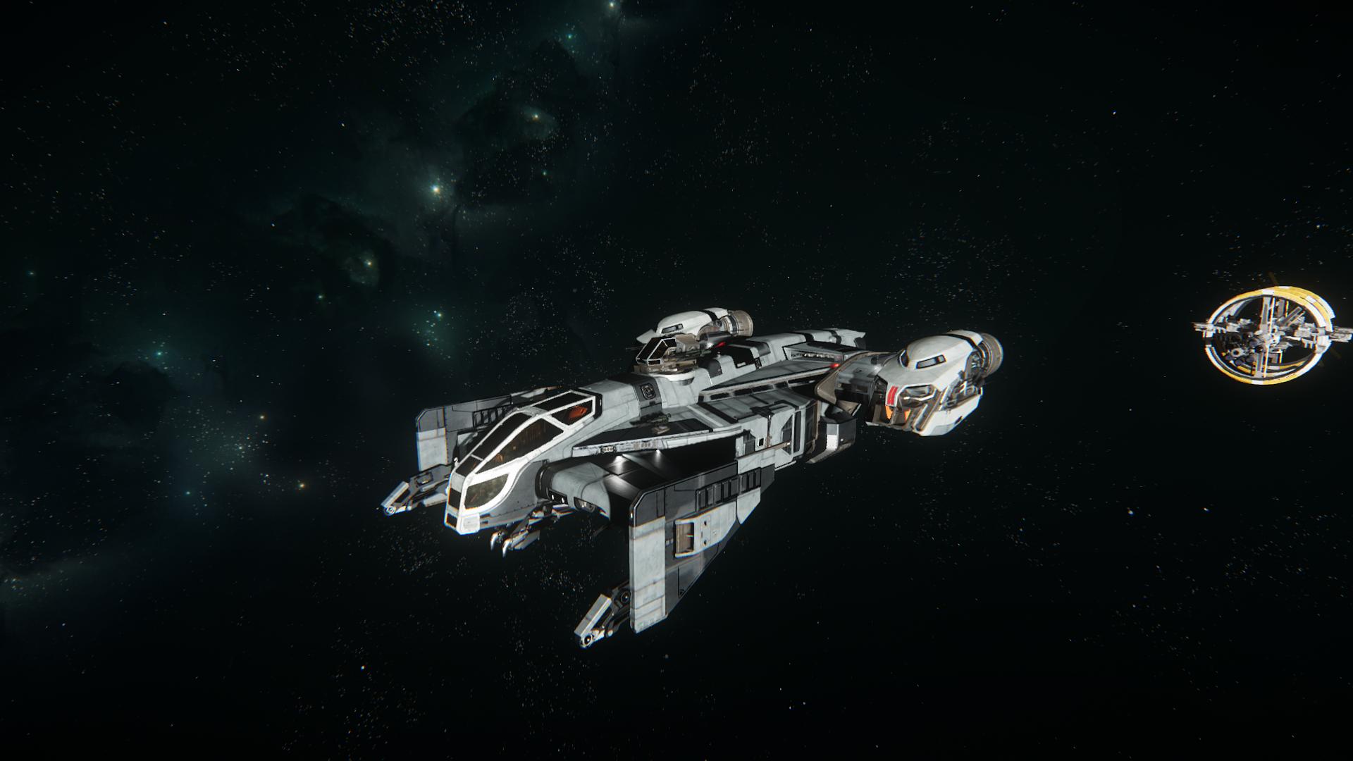 Mój pierwszy pokład w SC