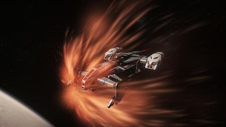 Cutlass jest ognistą bestią ;)