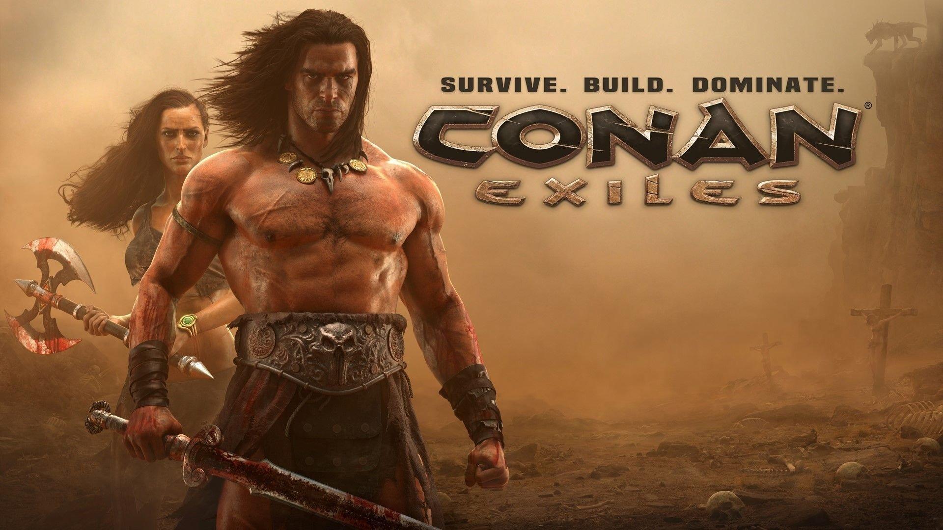 Ater Dracones - serwer Conan Exiles