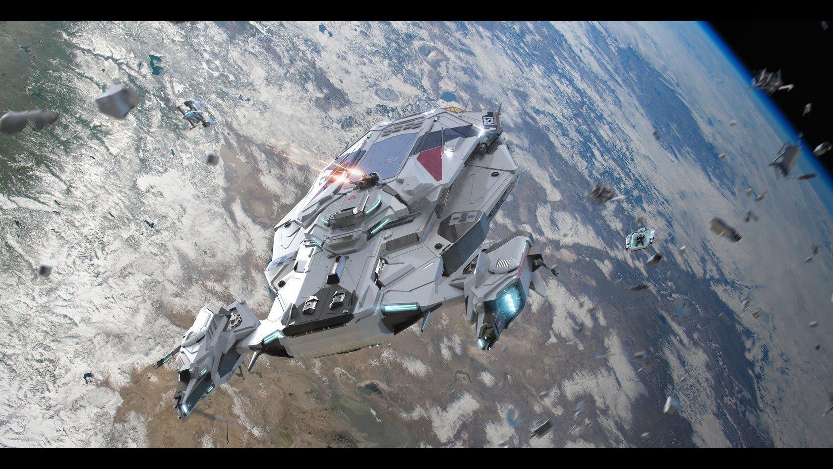 RSI Apollo w trakcie akcji ratunkowej