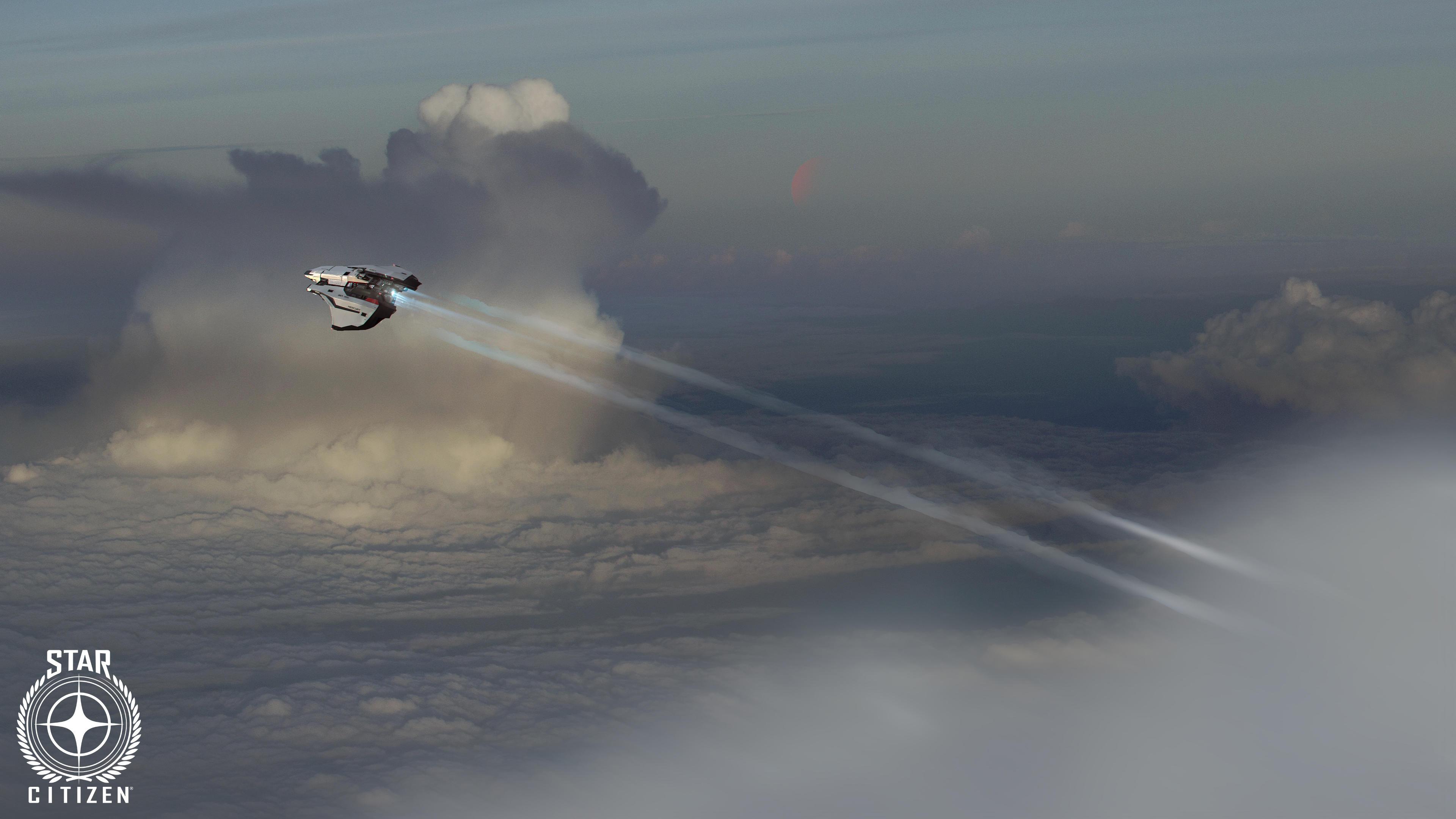 Mercury Star Runner w atmosferze