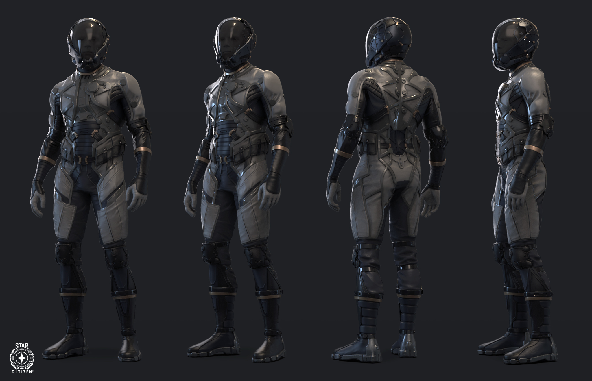 RSI flightsuit rework
