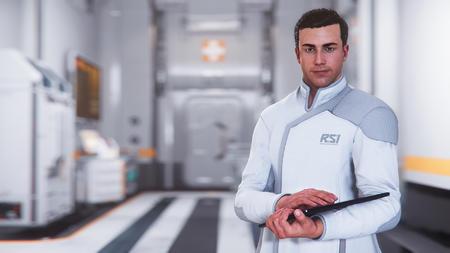 RSI Apollo - personel pokładowy - lekarz