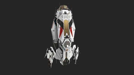 RSI Apollo - widok z góry