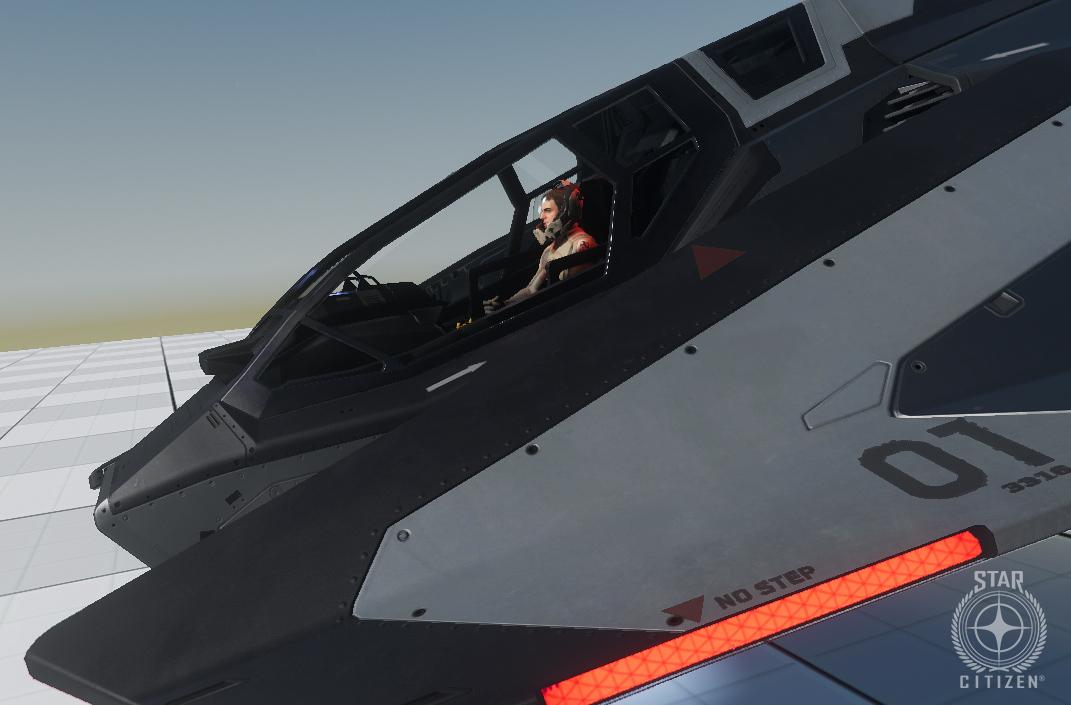F8 Lightning