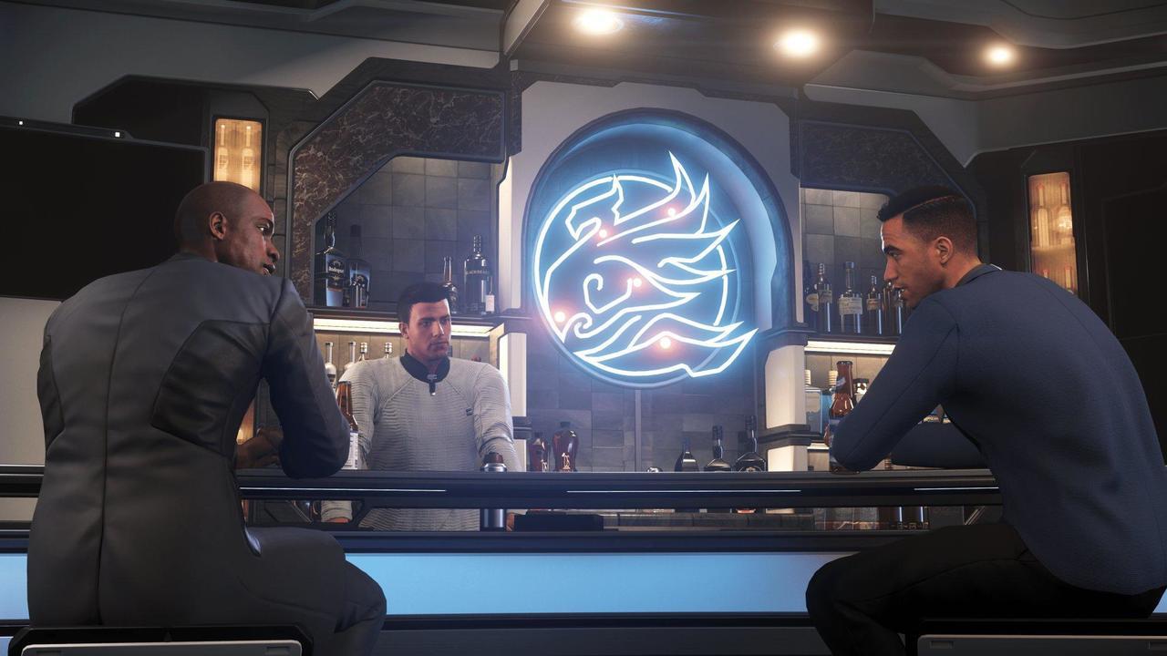Star Citizen bar