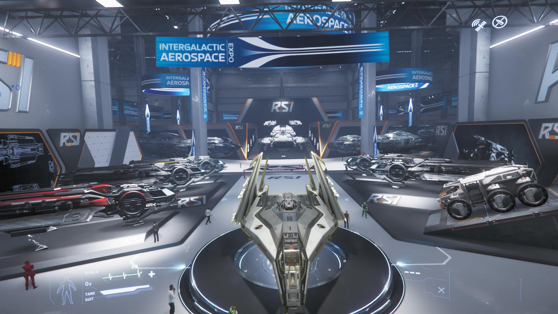 Intergalactic Aerospace Expo 2948