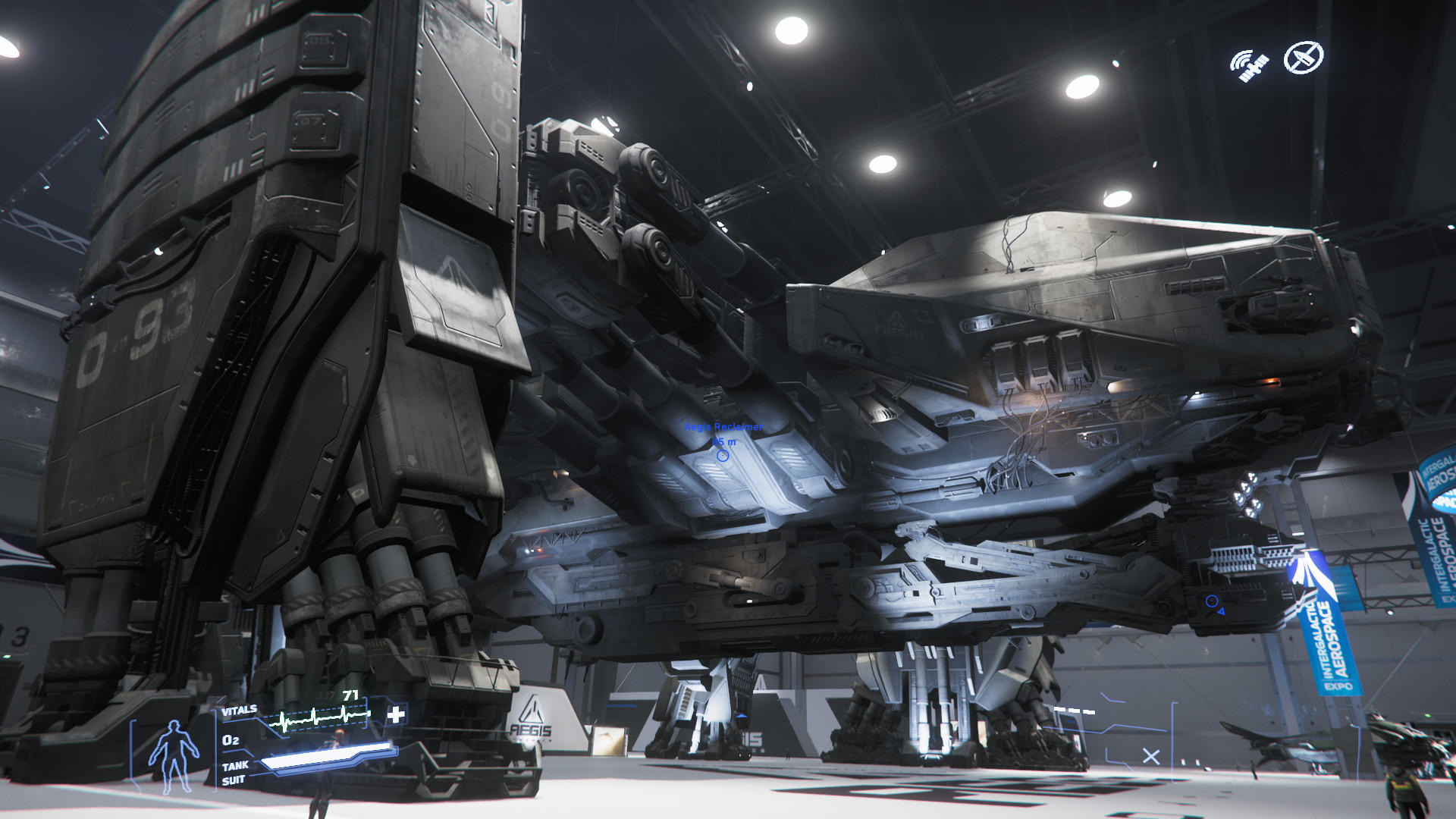 Intergalactic Aerospace Expo 2948 - Reclaimer