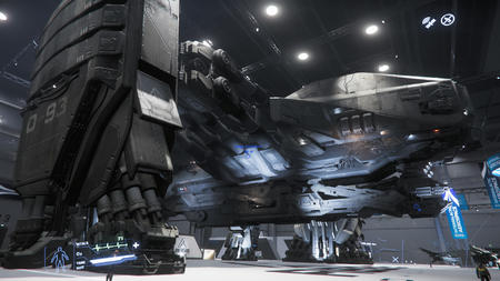 Intergalactic Aerospace Expo 2948 - Reclaimer