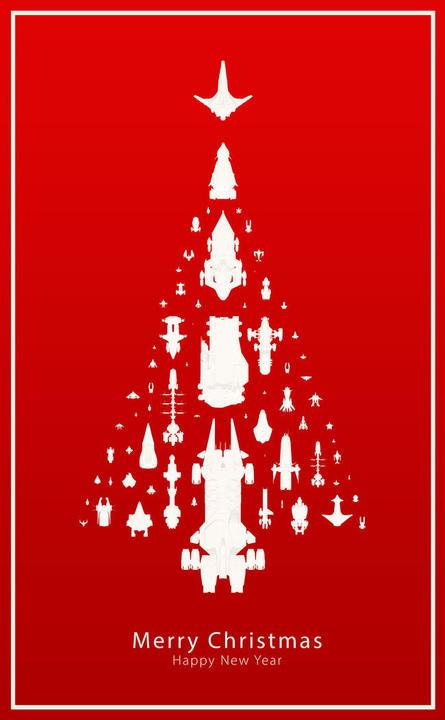 Wesołych Świąt od Game Armady