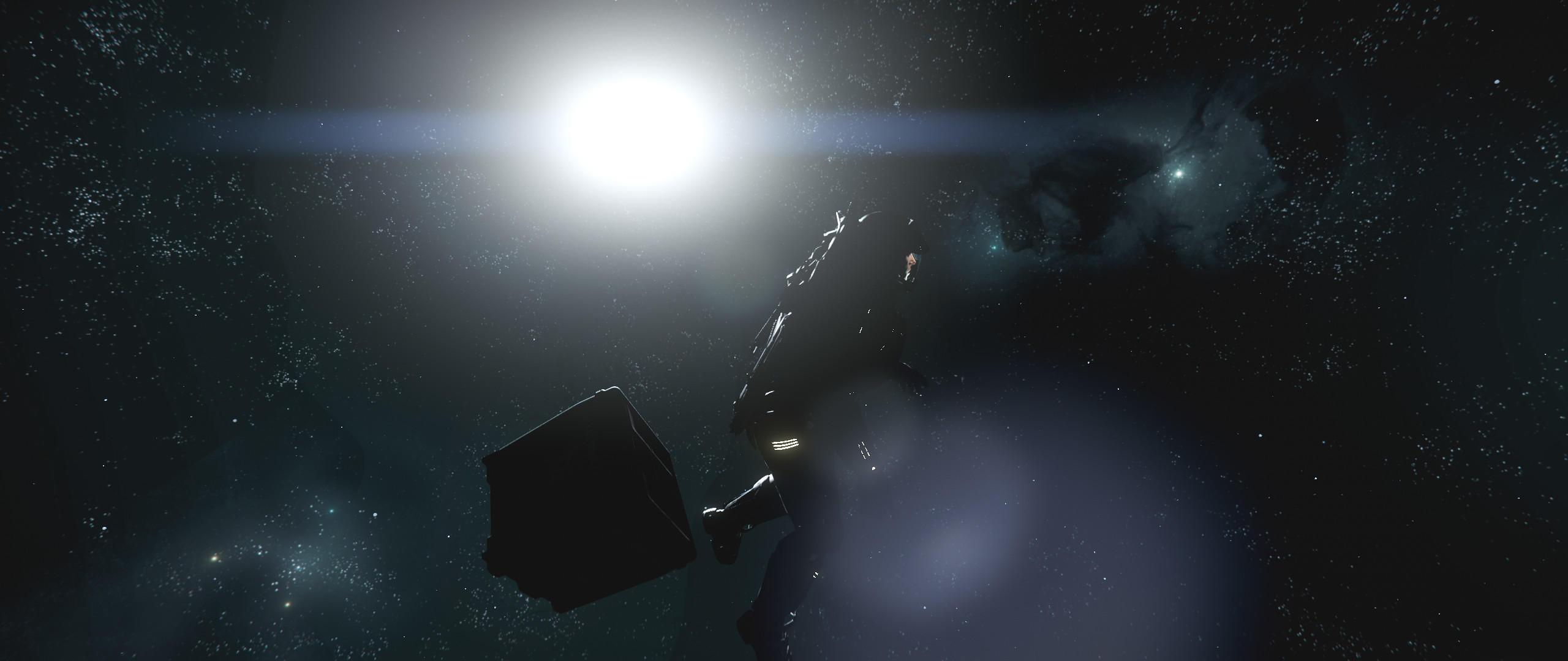 Deep space package
