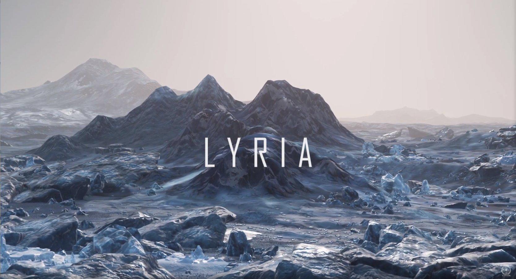 Księżyc ArcCorp - Lyria