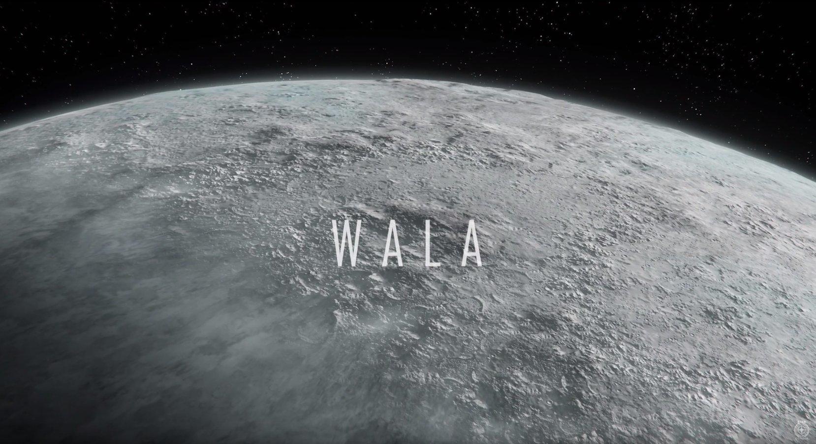 Księżyc ArcCorp - Wala