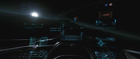 Origin 325A kokpit