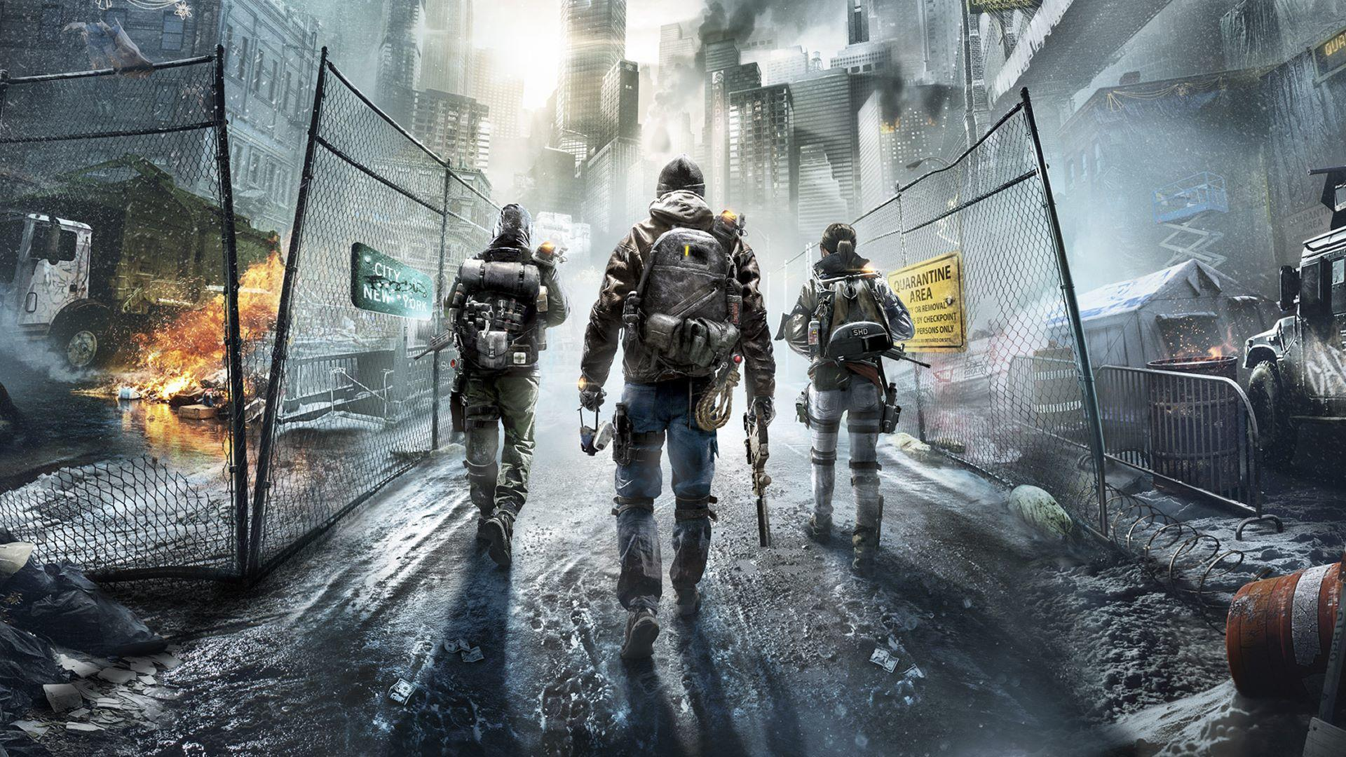 The Division + Survival