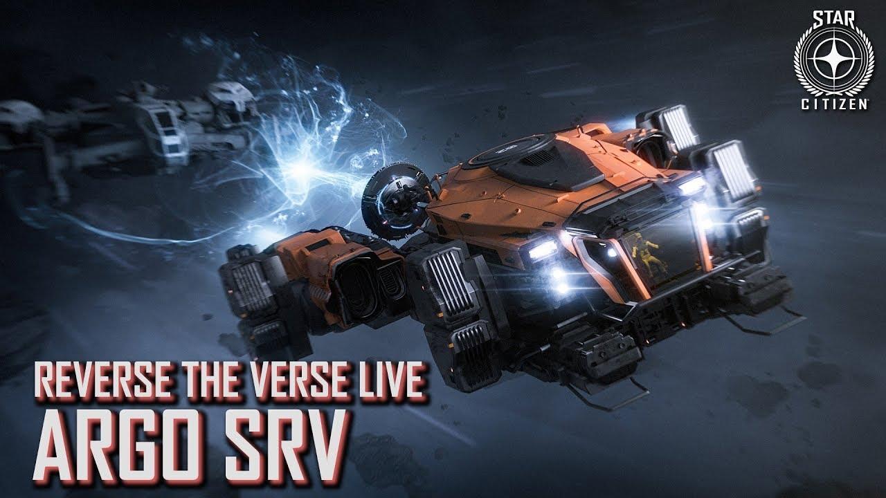Pytania i odpowiedzi: Argo SRV (Reverse the 'Verse)
