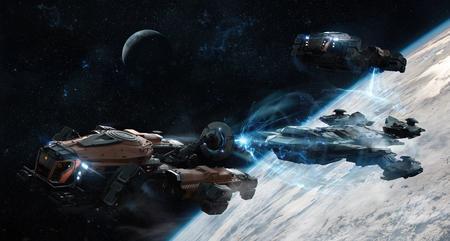 Argo Astronautics SRV holujące Constellation