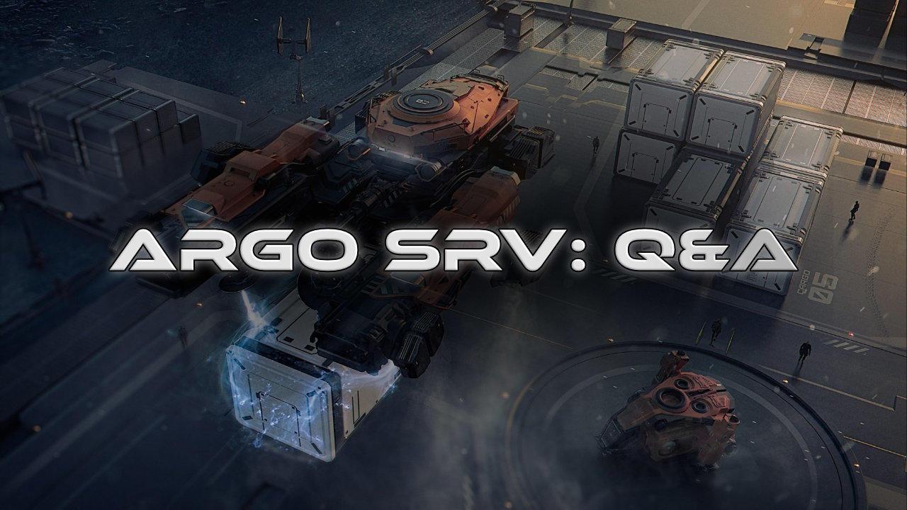 Pytania i odpowiedzi: Argo SRV