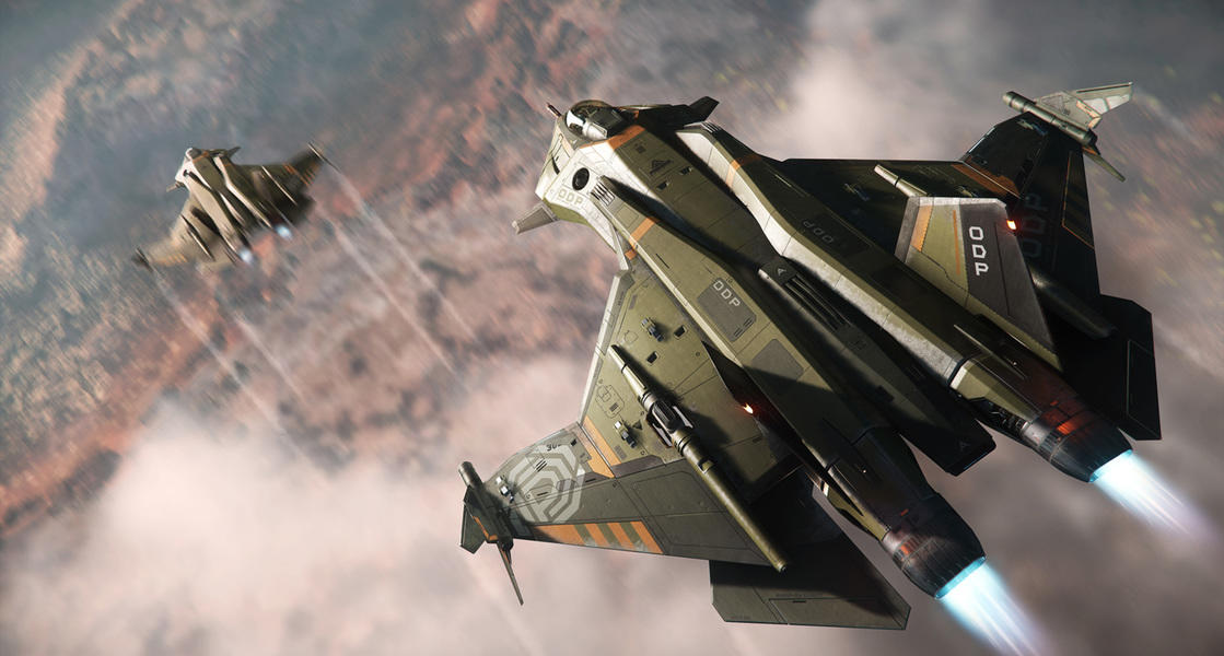 Star Citizen: nowy model lotu (Reverse the 'Verse)