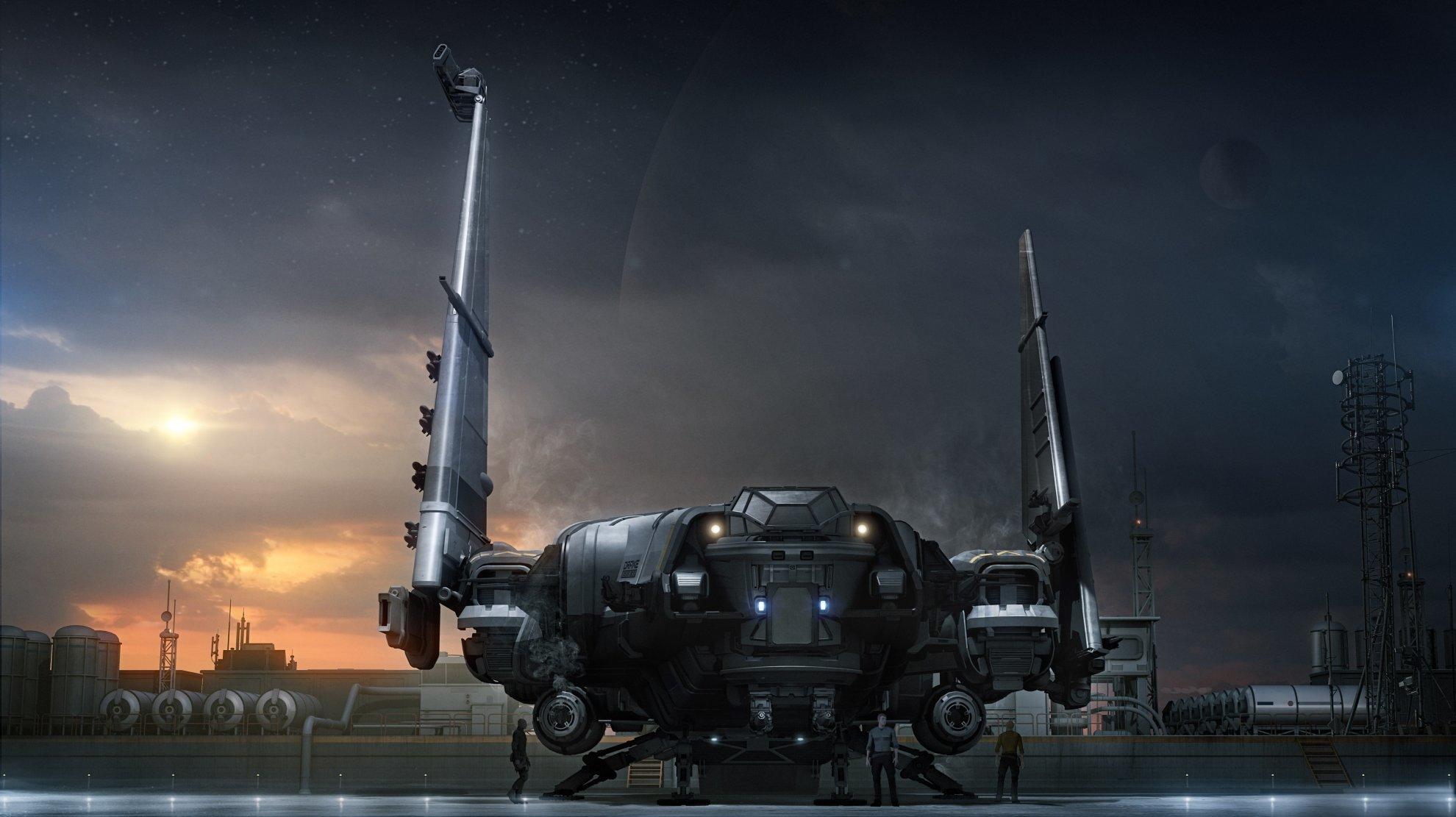 Drake Corsair - platforma do uzupełniania paliwa