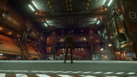 ArcCorp - hangar