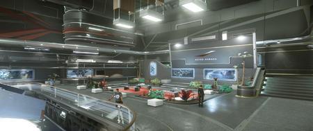 ArcCorp - Astro Armada