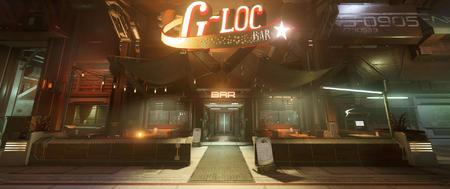 ArcCorp - G-Loc Bar