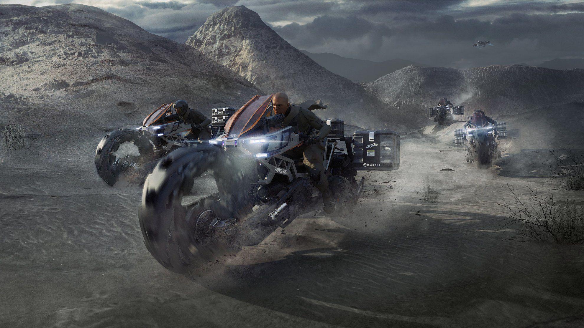 Tumbril Ranger Basic CV - Cargo Run