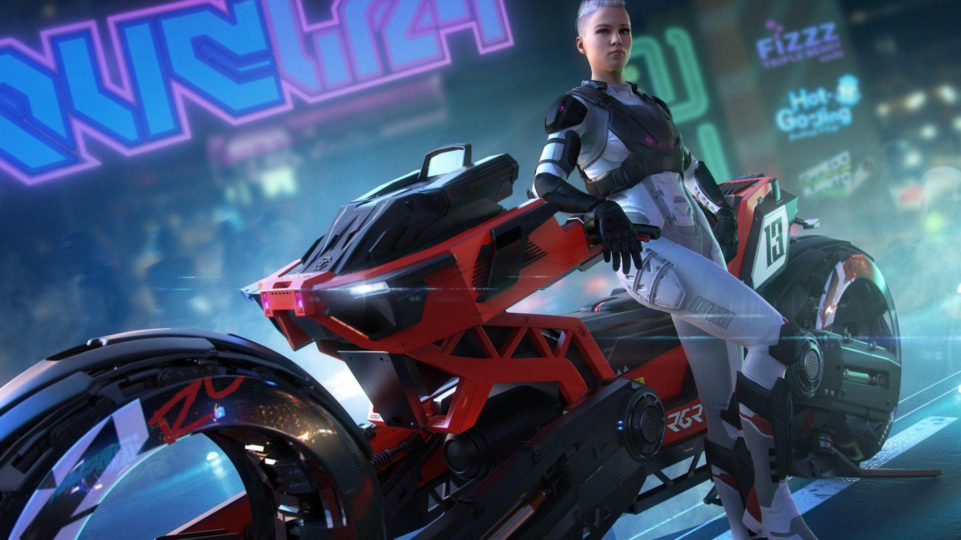 Tumbril Ranger Racer RC