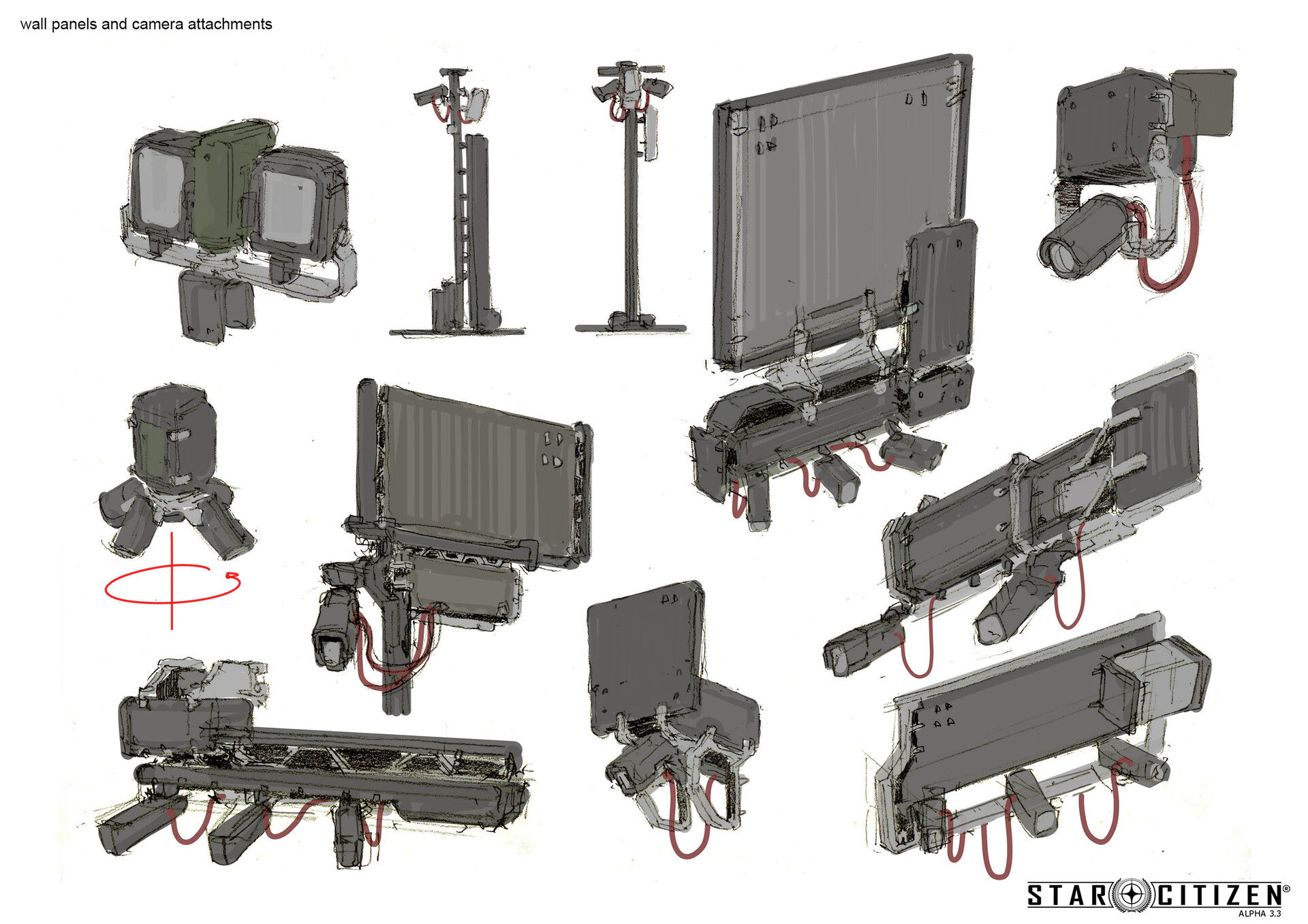 kamery - koncept 02