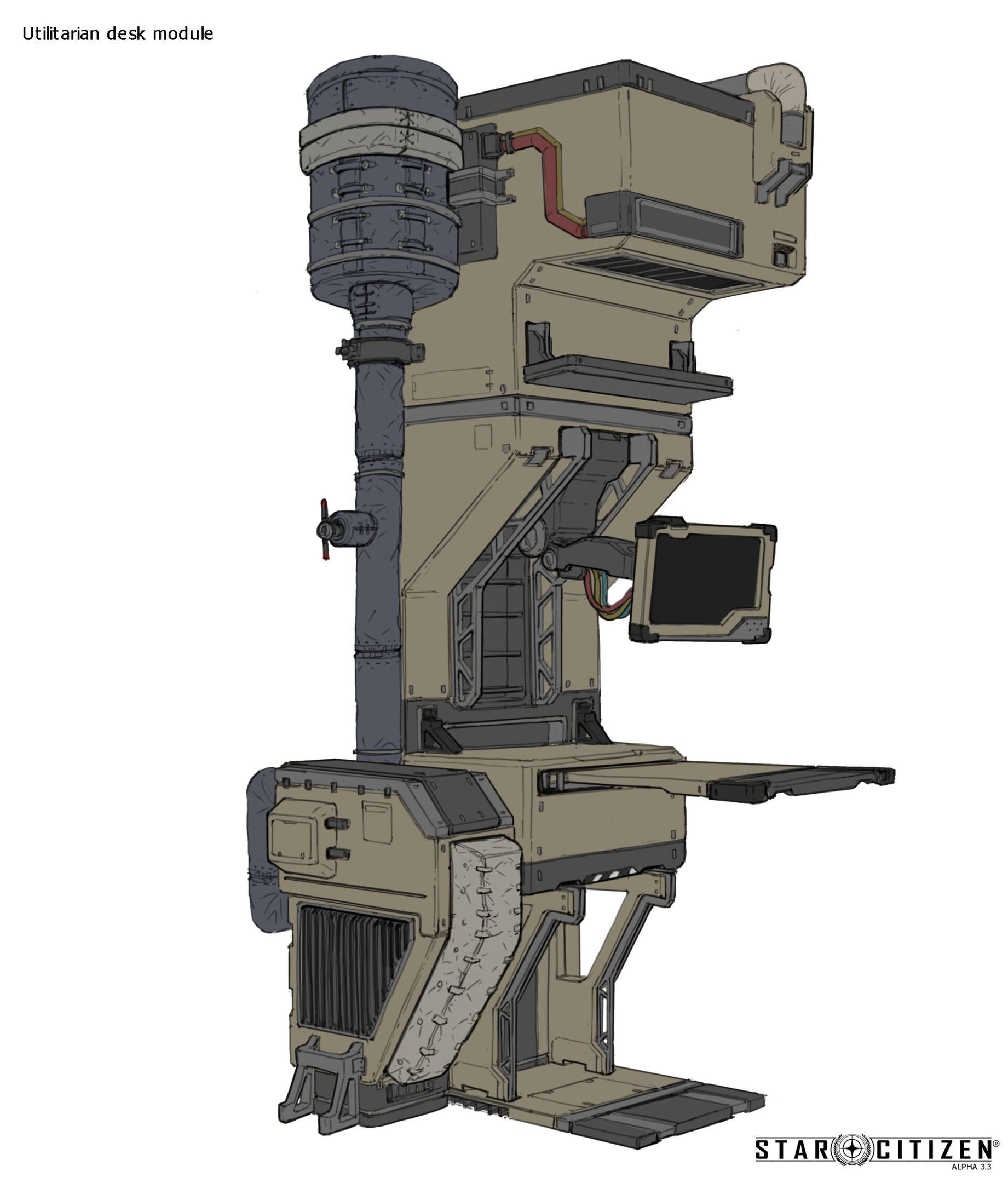 Moduł Kuchenny - koncept 03