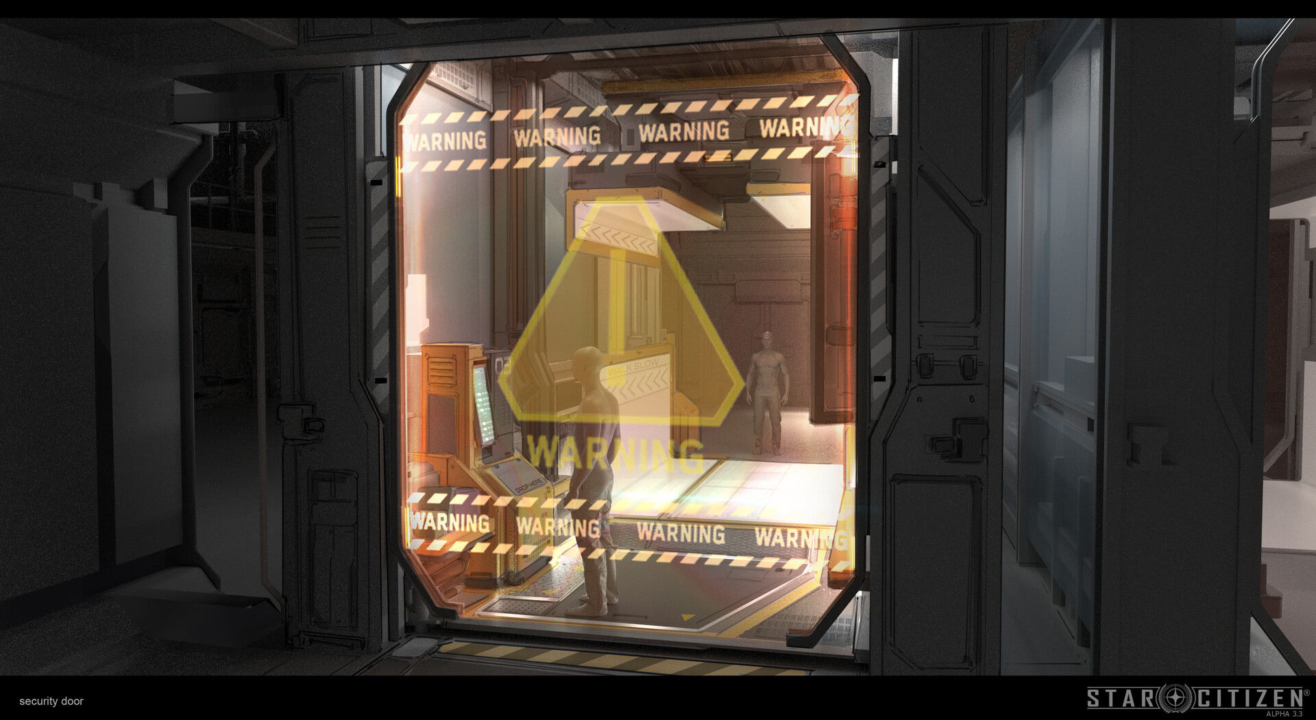 Skaner celny - koncept 04