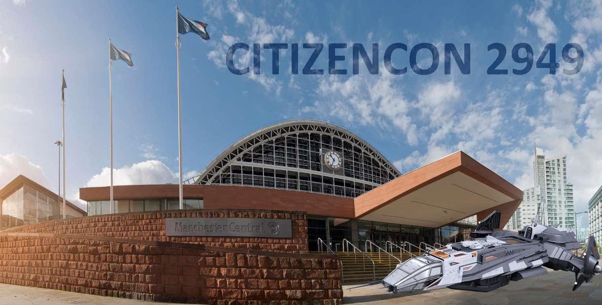 CITIZENCON 2949/2019 - Manchester Central Convention Complex
