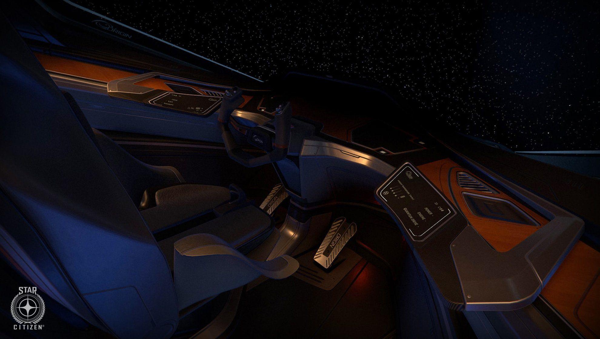 Origin 300i - rework 2018 - kokpit