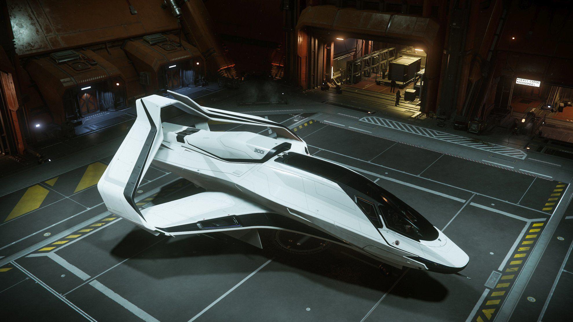 Origin 300i w Alpha 3.5 - widok z góry