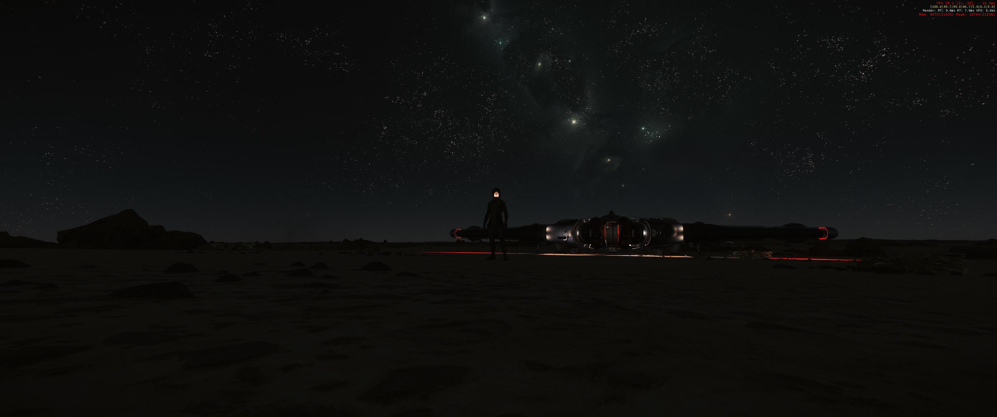 Noc na Deymarze