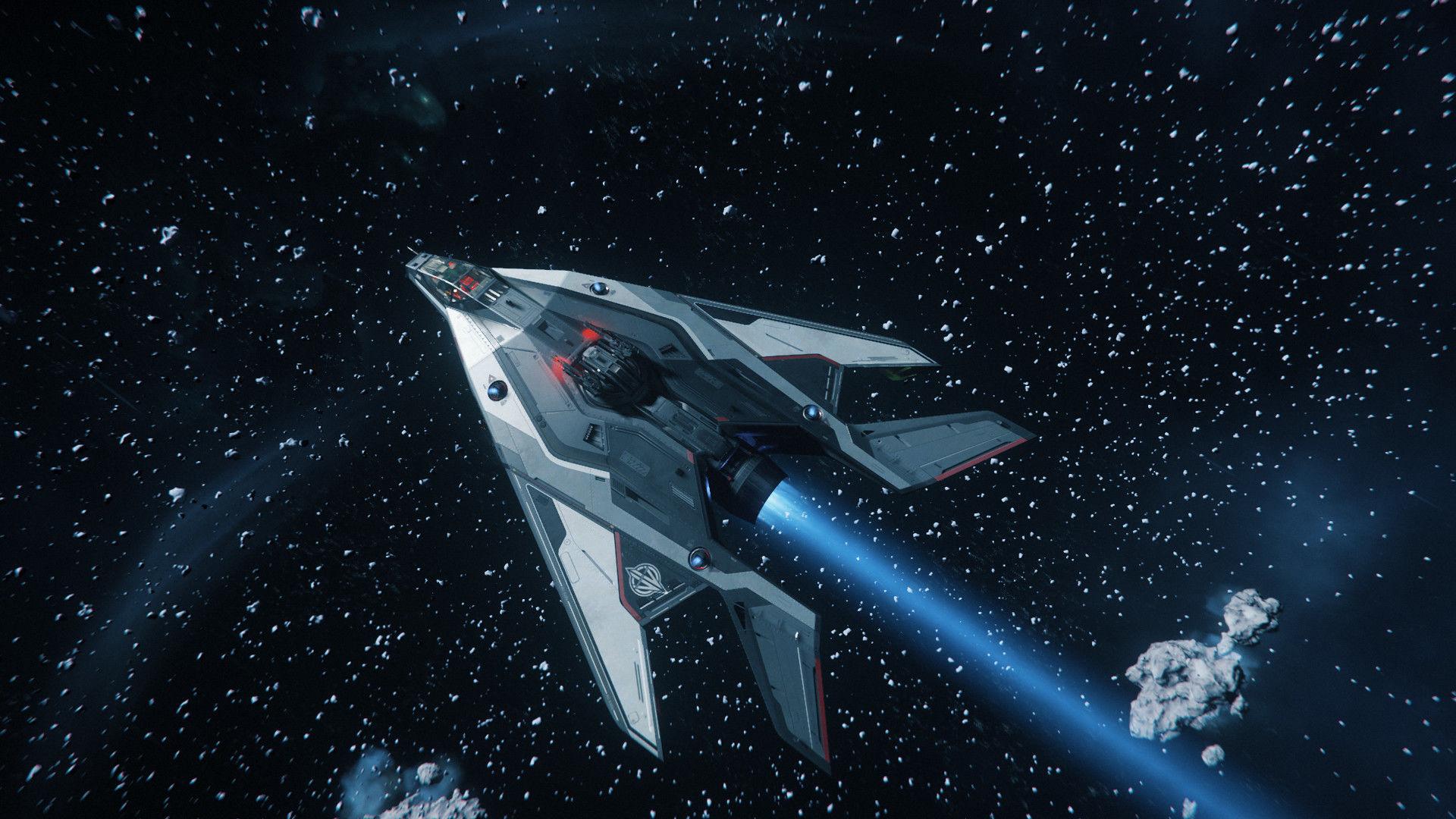 Arrow - w pasie asteroid