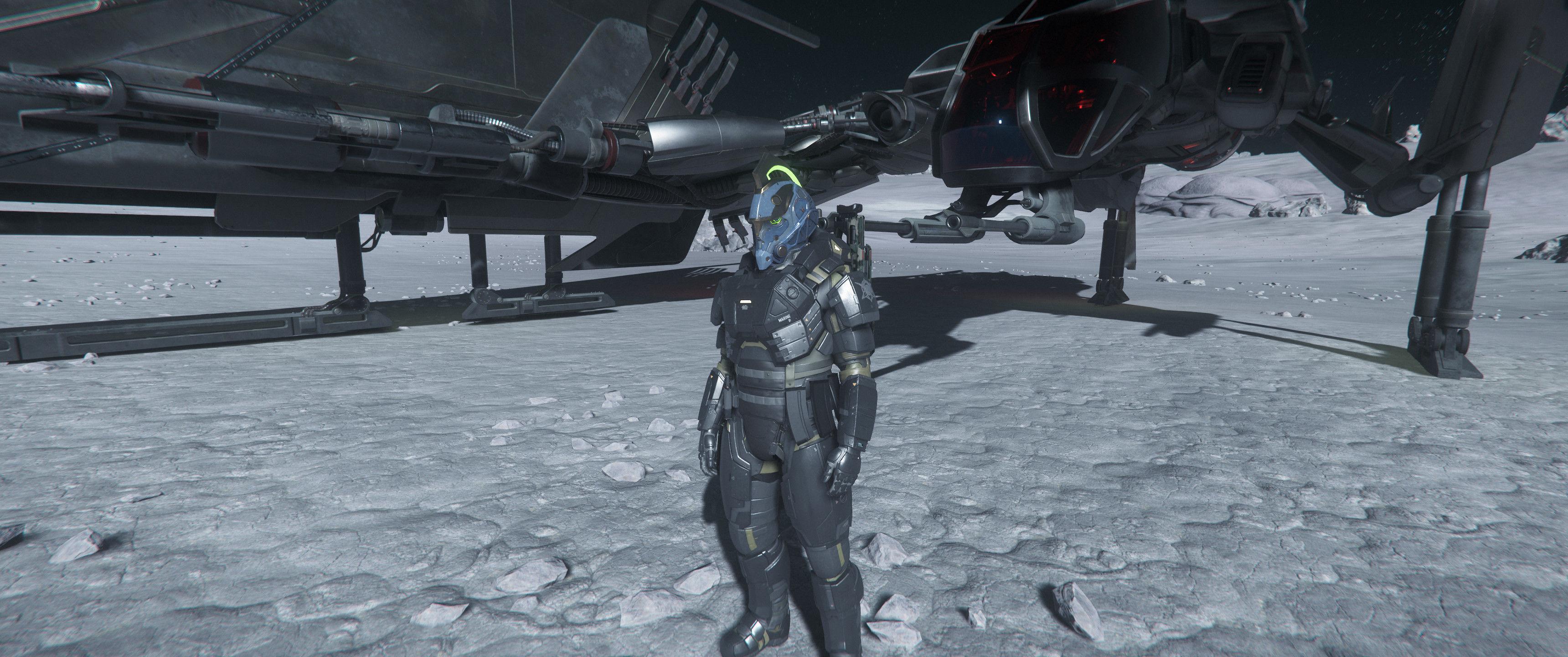 Caudillo Helmet - Cobalt